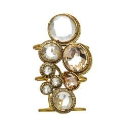 Bracelete Estela Geromini Clericot Ouro