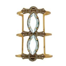 Bracelete Estela Geromini Morpho Ouro