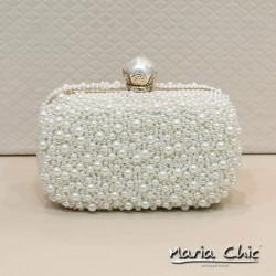 Bolsa Clutch Retangular Maria Chic Acessórios