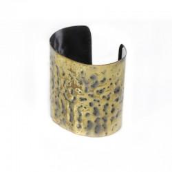 Bracelete Luiza Rogi Ouro Envelhecido