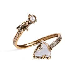 Bracelete Camila klein Arar Ouro Velho