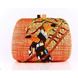 Bolsa Lolita Toucan Orange Serpui