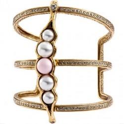 Bracelete Camila Klein Fábale Ouro Velho