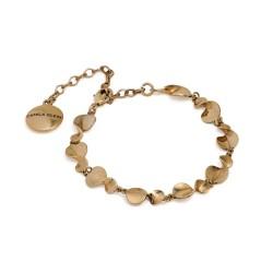 Tornozeleira Camila Klein Anckle Bracelet Corrente Ouro Velho