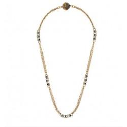 Colar Hector Albertazzi MIni Diamond Chain Ouro Vintage