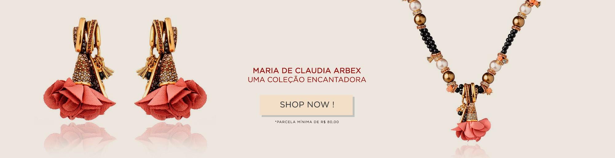 Coleção Maria de Claudia Arbex